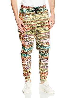 Mr. Gugu & Miss Go Pantalone Felpa Unisex Aztec