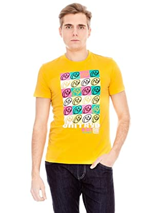 Unitryb Camiseta Manga Corta (Amarillo)