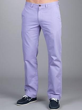 Dockers Pantalón Slim (Malva)
