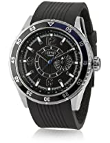Esprit Analog Black Dial Men's Watch - ES104131002