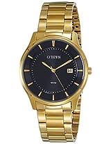 Citizen Analog Gold Dial Men's Watch - BD0043-59E