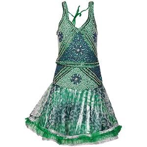 Priyank Green Skirts