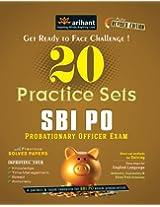 SBI PO Examination 20 Practice Sets: New Edition