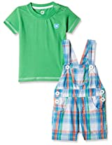 612 League Baby Boys' Dungaree