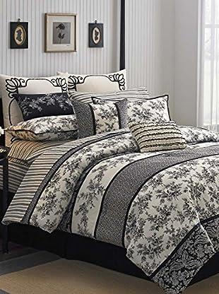 Laura Ashley Cassandra Comforter Set