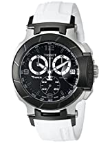 Tissot Analog Black Dial Men's Watch - T0484172705705