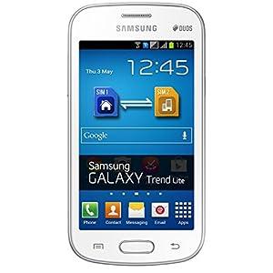 Samsung Galaxy Trend (Ceramic White)