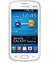 Samsung Galaxy Trend (Ceramic White)