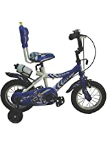 HLX-NMC KIDS BICYCLE RAPID BLUE-12 INCH