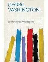 Georg Vashington...