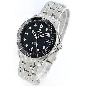 【クリックで詳細表示】[オメガ]OMEGA 腕時計 シーマスター300M ブラック文字盤 自動巻 300M防水 212.30.41.20.01.003 メンズ 【並行輸入品】: 腕時計通販