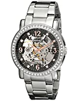 Stuhrling Original Classic Analog Grey Dial Women's Watch - 531L.111154
