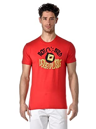 Hot Buttered Camiseta Signal (Rojo)