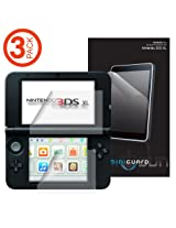 Minisuit Ultra Clear Screen Protector For Nintendo 3DS XL [3 Pack]