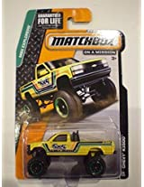 Matchbox MBX Explorers - Chevy K1500 4X4 Pickup Truck 88/120