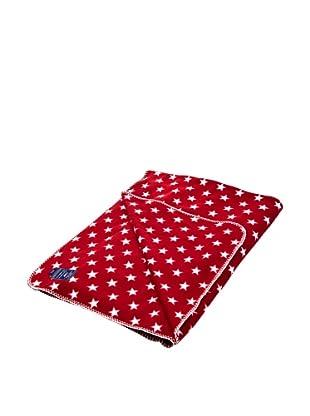 Lexington Company Manta Estrellas (Rojo)