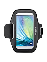 Belkin Sport-Fit Armband for Samsung Galaxy S6 and Galaxy S6 Edge (Black)