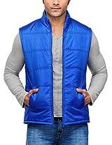 Yepme Men's Polyester Jacket (YPMJACKT0027_Multi-Coloured_X-Large)