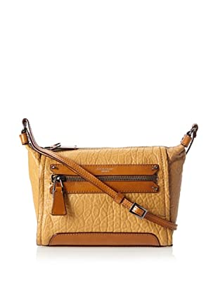 Olivia Harris Women's Hunger Small Novelty Cross-Body, Toffee, One Size