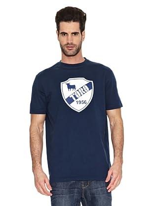 Toro Camiseta Escudo (Acero)