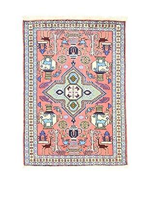 Eden Teppich   Ardebil 68X95 mehrfarbig