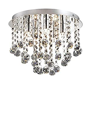 Evergreen Lights Deckenleuchte Bijoux PL5 chrom