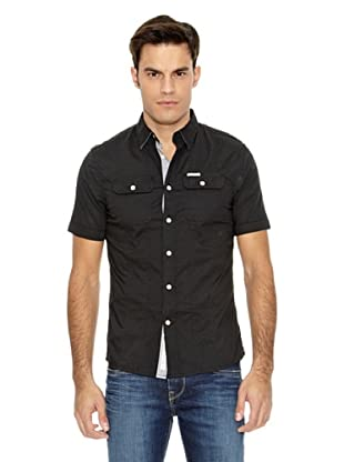 Pepe Jeans London Camisa Void (Negro)