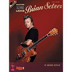 Brian Setzer: Guitar Legendary Licks