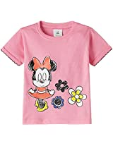 Disney Baby Girls' T-Shirt
