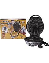 Nova Heart Shaped Waffle Maker NT-237W