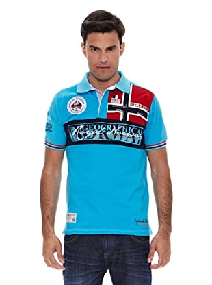 Geographical Norway Polo Kyer (Turquesa)
