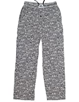 "Nuteez Stronger At Night â€"" Grey Pant"