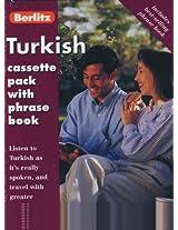 Turkish (Berlitz Cassette Packs)