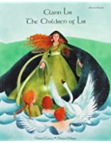 The Children of Lir in Irish and English
