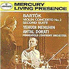 Bartok: Violin Concerto No.2