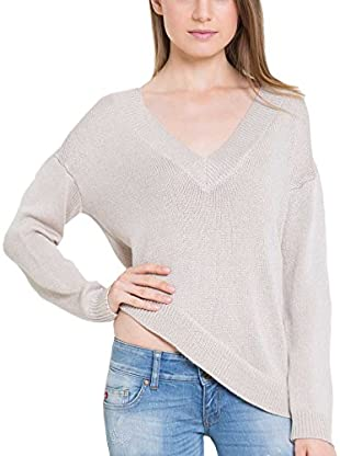 BIG STAR Pullover Lillis_V-Neck_Sweater 107 L