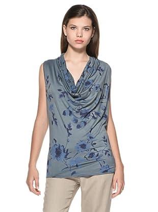 Eccentrica Camiseta Harriet (Azul)