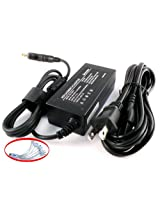iTEKIRO 10.5V AC Adapter Charger for Sony VGP-AC10V8, VGP-AC10V10, ADP-50ZH B, PA-1450-06SP; Sony VAIO Duo 11, SVD11, Duo 13, SVD13, Pro 11, SVP11, Pro 13, SVP13; Sony SVD13213CXB, SVD13213CXW, SVD13215PXB, SVD13215PXW, SVD13