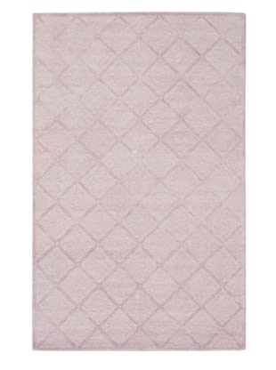 Handmade Amelia Rug, Light Pink, 4' 11