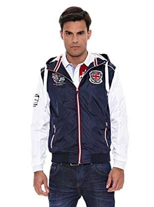 Geographical Norway Chaqueta Captain (Azul Marino)