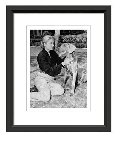 James Dashwood Grace Kelly Framed Print, 24