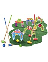 ALEX Toys Let's Play Croquet Set