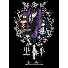 黒執事-I-【完全生産限定版】-DVD