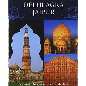 Gift Book Delhi Agra Jaipur