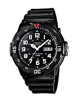 Casio Men's MRW-200H-1BV (A595) Sport Analog Dive Watch