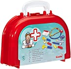 Simba Doctor with Plastic Doctor Play Set (9 Pieces)