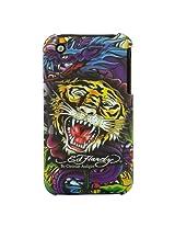 Ed Hardy Tattoo Faceplate Tiger iPhone 3G