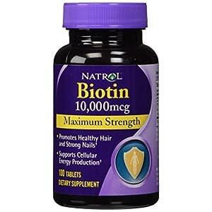 Natrol Biotin 53963 Maximum Strength Tablet