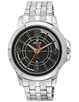 Helix Analog Black Dial Men's Watch - TW023HG04