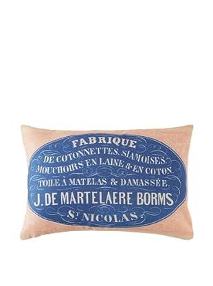 Prints Charming Soho Belgian Toile Martelaire Borms Pillow